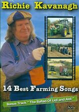 Richie Kavanagh - 14 Best Farming Songs (ft. The Ballad of Aldi and Lidl)