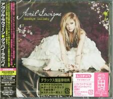 AVRIL LAVIGNE-GOOD BYE. LULLABY-JAPAN CD+DVD BONUS TRACK Ltd/Ed G35