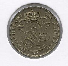 1 cent 1887 vlaams * Prachtig / FDC *  LEOPOLD II * nr 8918