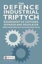 The Defence Industrial Triptych: Government as a Customer, Sponsor and Regulator