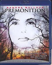 Premonition (Blu-ray Disc, 2007) Sandra Bullock