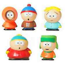 South Park Kenny Stan Eric Kyle Butters 5pcs Mini Action Figur  Spielzeug Puppe