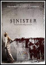 Sinister       2012 Movie Posters Classic Films