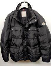 Moncler Amazzone Down Jacket Black size 7 (US 2XL+) 100% Authentic Retail $1250