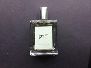 Eternal Grace Philosophy spray fragrance 60 ml half full no box made in USA