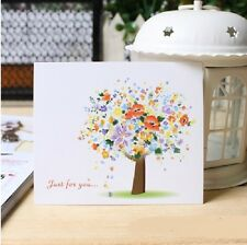 Gift Card Creative Blessing Card Just for You COMPLIMENTARY SERVICE or MINIMUM 5