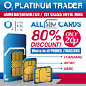 Brand New & Sealed - O2 Classic Pay As You Go Sim Card - PAYG - Rapid Delivery !
