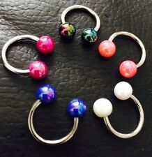 Pearl Ring Nose Piercing Jewellery