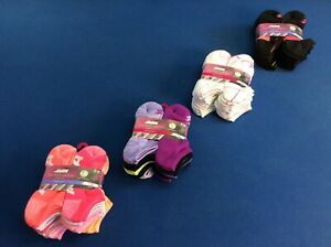 Women's socks, AVIA Performance Cushion, available in various colors 10 pk, New