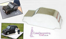 3D Novelty Cake Baking Tins and Pans | London Black Cab Taxi Cake Shape