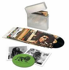 SEALED 180 GR 11 LP BOB MARLEY COMPLETE ISLAND LTD ED METAL BOX NOT CARDBOARD