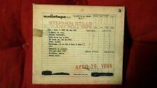 STILLS STEPHEN - JUST ROLL TAPE. CD