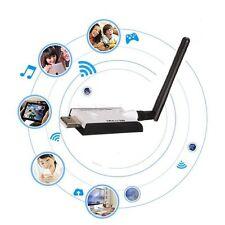 300Mbps Mini Wireless USB Wifi Network LAN Adapter 802.11b/g/n Antenna for win10