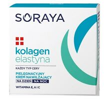 Soraya Collagen Elastin Caring Moisturizing Face Cream 50ml