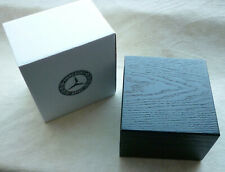 Uhrenbox aus Holz für eine Uhr Merzedes mit umkarton - Neu 1