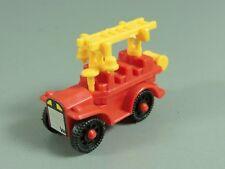 AUTOS: Oldtimer Feuerwehr 1987 - Mannschaftswagen (Sitze ROT)