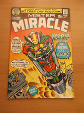 DC: MISTER MIRACLE #1, 1ST APPEARANCE, FEATURING NEW GODS/JUSTICE LEAGUE, 1971!!
