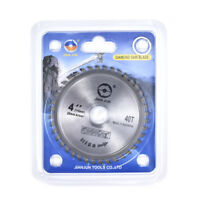 Saw Blade Disc for Angle Grinder 115mm Wood Cutting Discs Circular 40 Teeth Tool