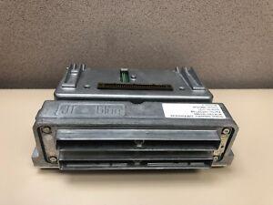 2000-2003 CADILLAC DEVILLE ENGINE COMPUTER UNIT ECU PCM OEM PN: 12573577
