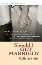 Should I Get Married?: A Guide for Seeking & Giving Direction (Paperback or Soft