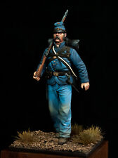 Union Infantryman. Painted figure.The American Civil War 1/35 ACW USA collection