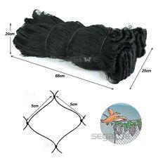 "Bird Netting 50' X 50' Net Netting For Bird Poultry Avaiary Game Pens 2""x2"" Mesh"