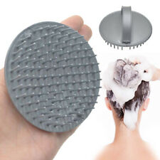 Shampoo Brush and Scalp Massager, Scalp Scrubber, Exfoliating Hair Brush