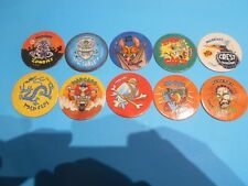 278 pogs pog caps milkcaps flippo : lot de 10 super caps