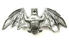 Bat Wings Metal Belt Buckle