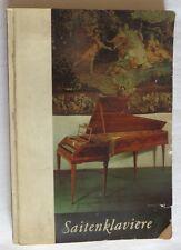 Saitenklavière -1966 – katalog der sammlung musikinstrumente