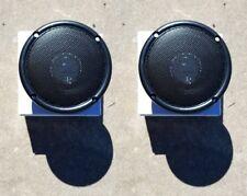 "3.5"" Motorcycle Boat Spa Hot Tub Golf Cart Marine Speakers VX-S35BXM AL Grill"