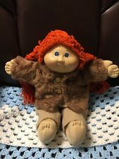 Vintage Cabbage Patch Kid (1978-1982) Red haired, Blue eyed Girl