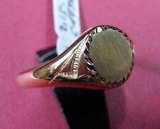 SELLO DE CADETE-SEÑORA.  Oro de 18 quilates. Peso 2,15 Gr.