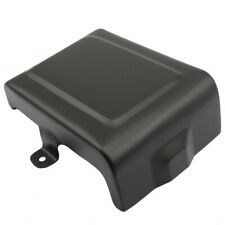 Right Matte Black Battery Cover For Harley Dyna Fat Street Bob Super Glide 06-17