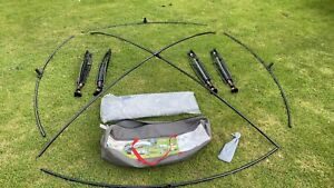 Coleman Fastpitch Event Shelter M 3x3M - Grey