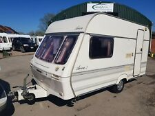 SMALL VERY RARE - VERY LIGHTWEIGHT LUNAR AVIVA 2 - 2 BERTH CARAVAN