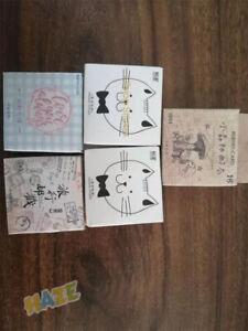 46pcs/Box Book Photo Album Dekoration Aufkleber Siegel DIY Aufkleber zufällig