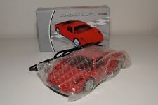 V 1:20 CRESTA FERRARI CAR ALARM CLOCK RED MINT BOXED