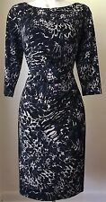 Alex Marie Amy Abstract Dress NWT Multi-Color Size Small