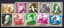 Año 1958 Pintor Goya Sellos nuevos** SPAIN