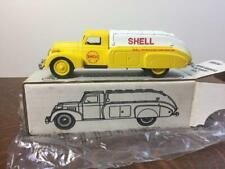 Vintage 1993 Ertl 1939 Airflow Tanker SHELL Diecast Truck Bank w/ Original Box
