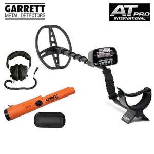 Garrett AT Pro Metalldetektor + Garrett Pro Pointer AT / Metallsonde