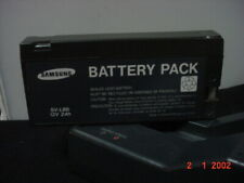 Samsung Replacement Battery Accessory Sv-Lb6 & Charger Samsung Sv-Aa7 Camcorder