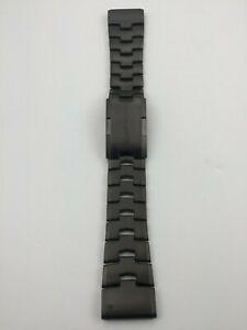 Original 26mm GARMIN  DLC fenix 5x 6x D2 MK1 Titanium Bracelet /Band