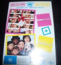 Love Actually / The Little Rascals - 2 DVD (Australia Region 4) DVD NEW