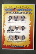 GENE HUSTING RC CAR RACING DVD Volume 5 McCoy Race 1/8 World Thorp RC300 Vintage