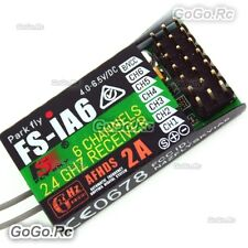 FlySky FS-iA6 2.4GHz 6 Channel Receiver for RC Modle Fixed-wing Helicopters