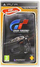 Gran Turismo (Sony PSP, 2009) PlayStation Portable Essentials