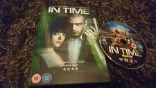 In Time (DVD, 2012) Justin Timberlake, Amanda Seyfried