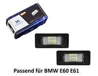 Premium LED Kennzeichenbeleuchtung BMW E60 E61 5er KB18